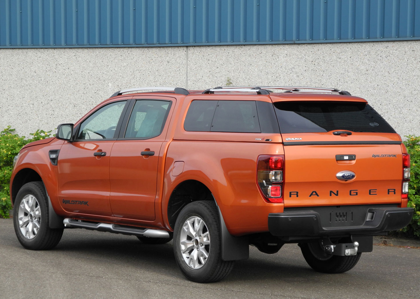 We Ve Cleaned Them Out Of Wildtrak Orange 4x4at