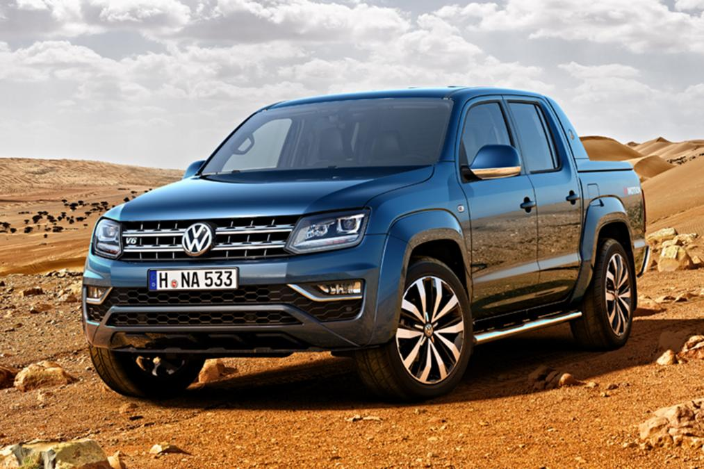 New 3.0ltr VW Amarok