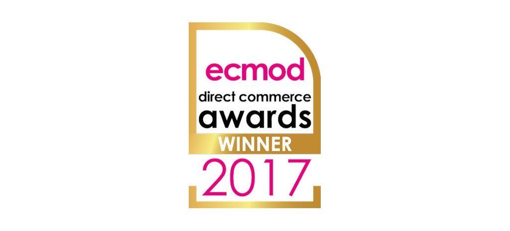 ECMOD Direct Commerce Award Winner 2017 - Best exploitation of Technology