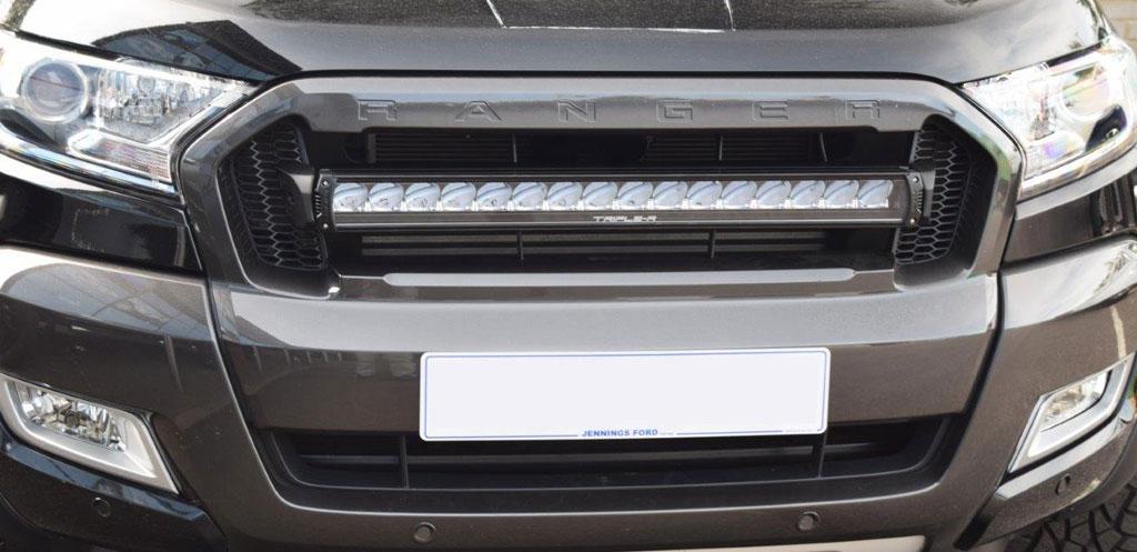 Lazer Lights Triple R 16 L E D Light Bar For Ford Ranger