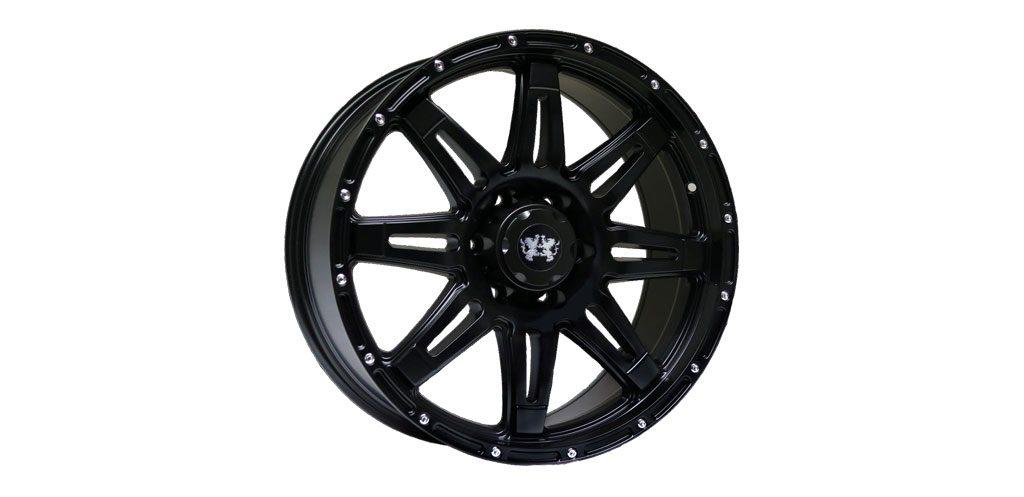 20 Inch Lionhart Alloy Wheel