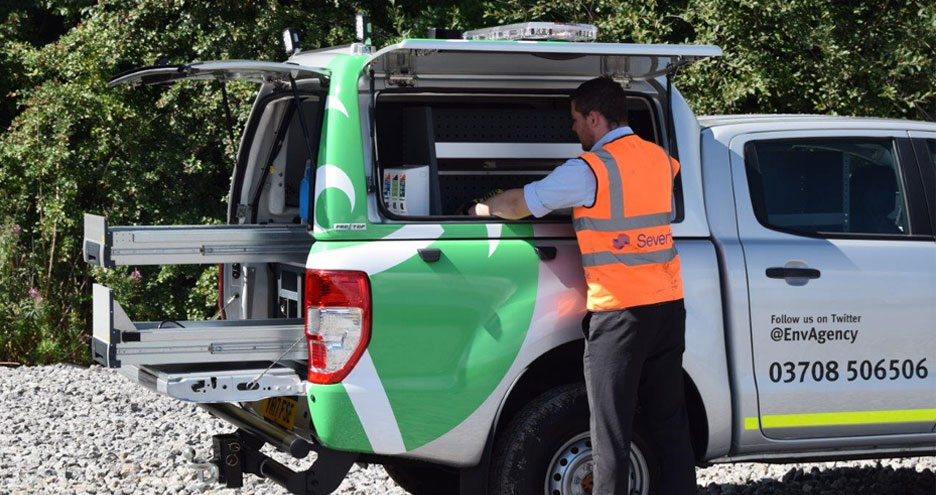 Environment Agency Chooses ProTop