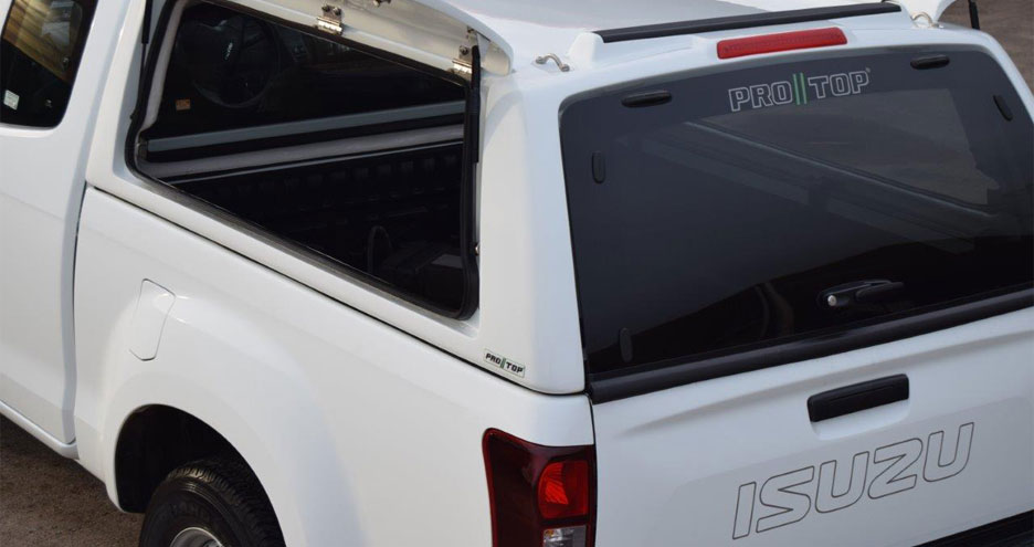 Pro//Top Available for D-Max