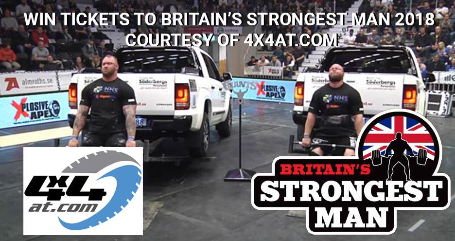 Britain's Strongest Man
