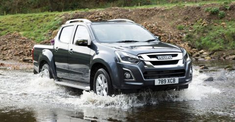 Isuzu D-Max triumphs in the What Van? Awards 2018
