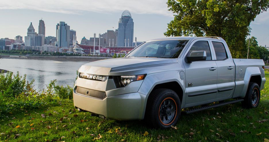 First Electric Pick Up Truck