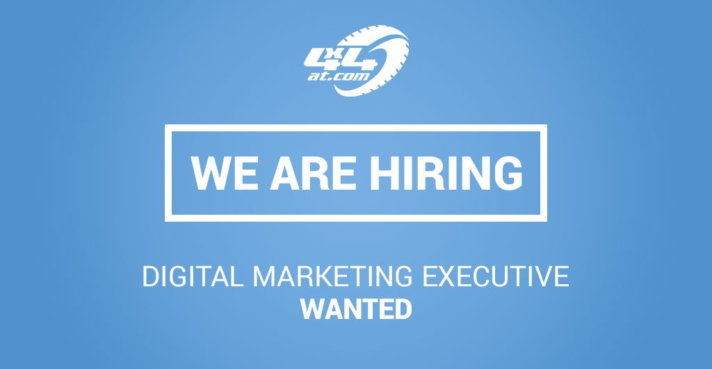 Digital Marketing Executive Vacancy