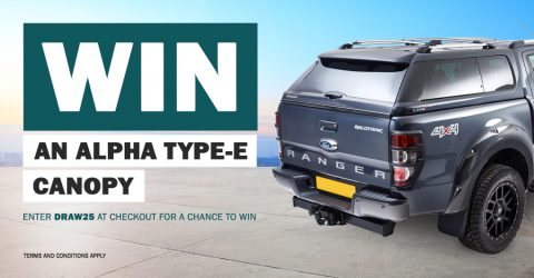 Win an Alpha Type-E Canopy [Competition]