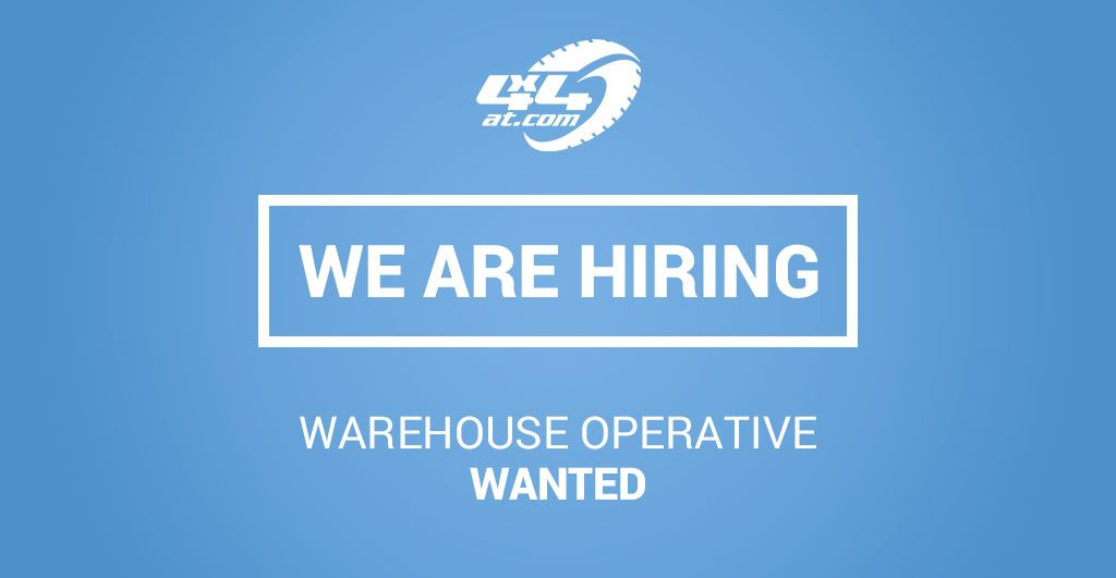 Warehouse Operative Wanted