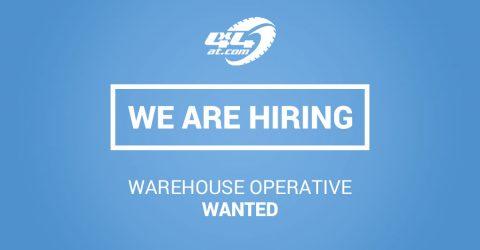 Warehouse Operative Job Vacancy