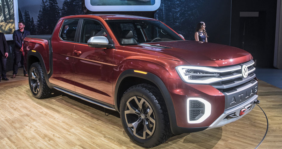 Atlas Tanoak A Possible Replacement To The Amarok? - 4x4AT Blog