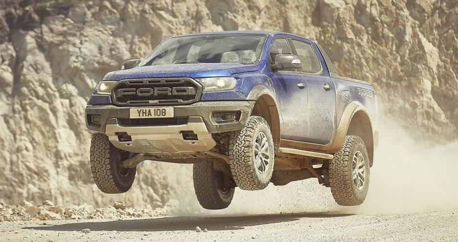 Ford Raptor 2019