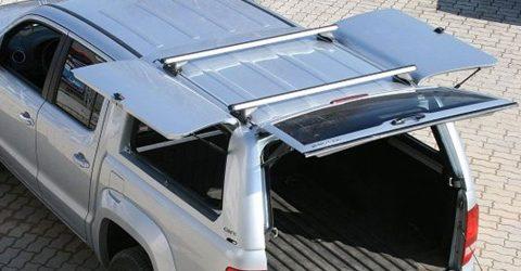 Alpha CMX Truck Top Canopy For VW Amarok Double Cab