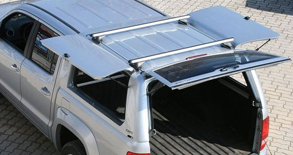 VW Amarok Alpha CMX Hard Top Canopy
