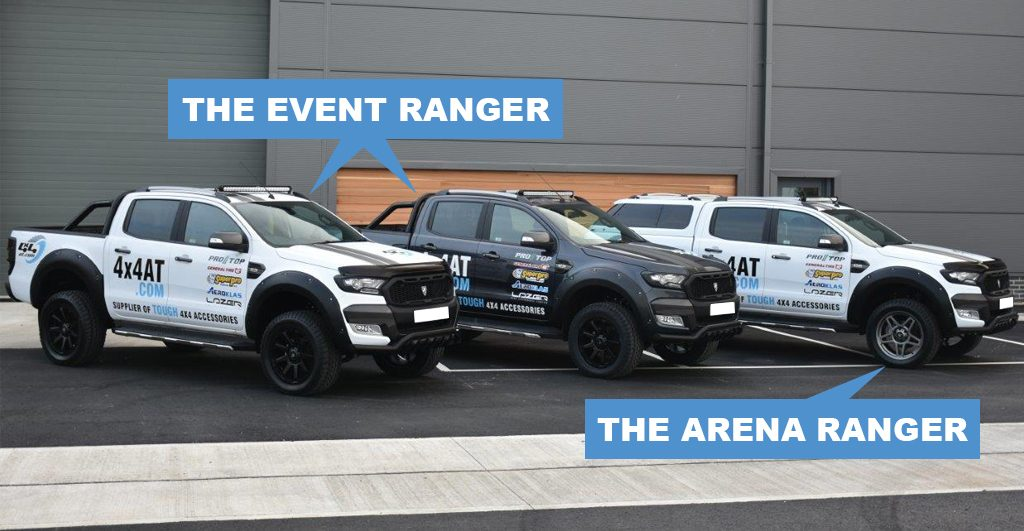 The Event and Arena Rangers
