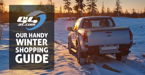 4x4 Pickup Truck Winter Accessories Guide