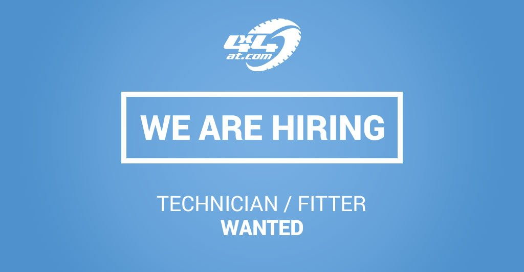 Technician / Fitter Vacancy