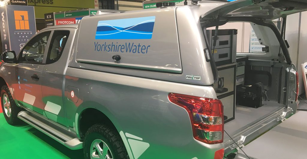 Yorkshire Water and ProTop Partnership