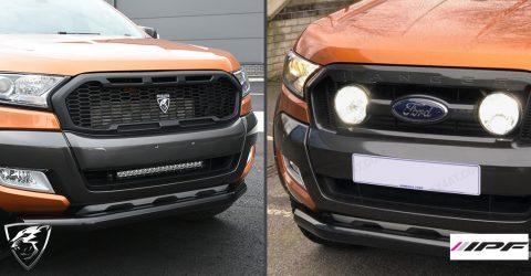 LED Light Integration Upgrades For The Ford Ranger