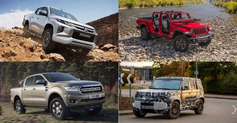 5 Pickup Trucks We are Looking Forward To In 2019/20