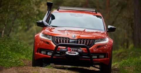 Skoda Mountiaq - A Pick-Up Concept We Want In Production