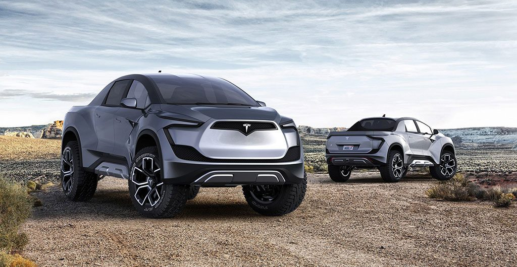 Elon Musk Teases Tesla Pickup Pricing | 4x4AT Blog