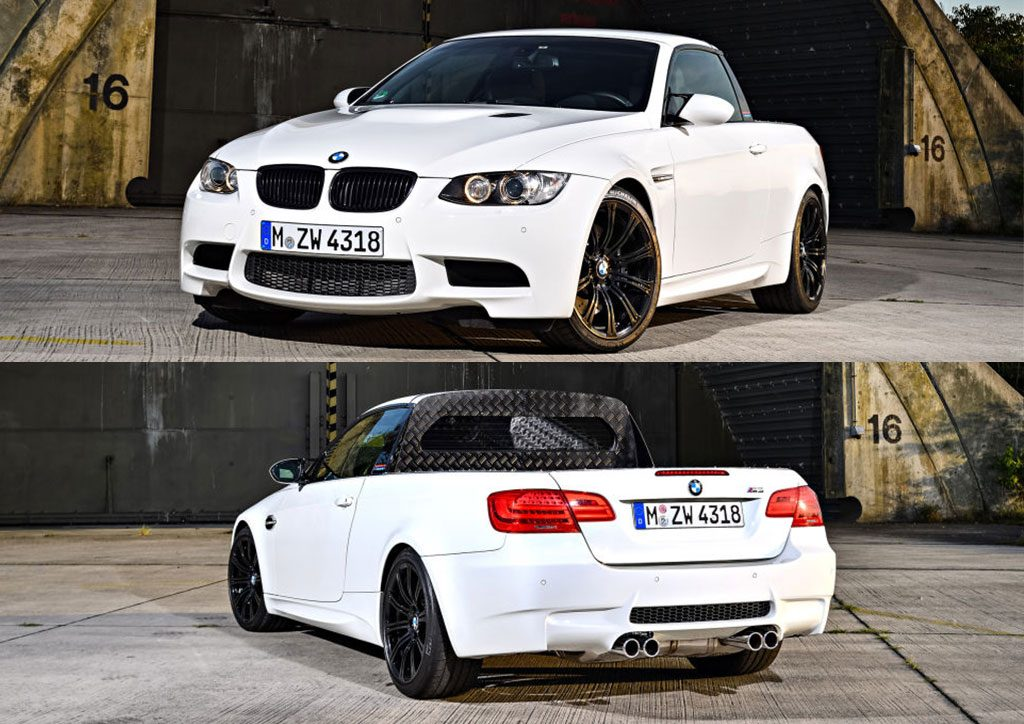 BMW E92 M3 Pick-Up Truck Gallery