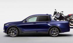 BMW Unveil Brand-New X7 Pick-Up Truck Concept
