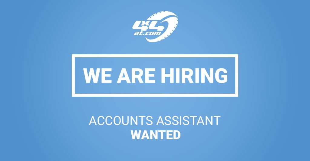 Account Assistant Job Vacancy