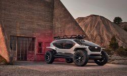 """Audi's Electric 4x4 Concept Is Quite """"Illuminating"""""""