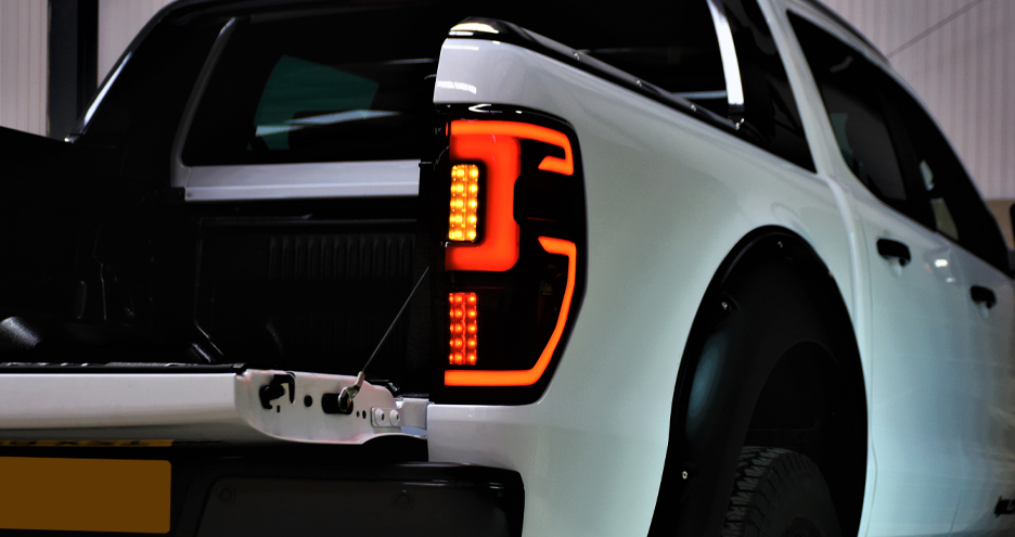 Ford Ranger Dynamic LED Rear Lights