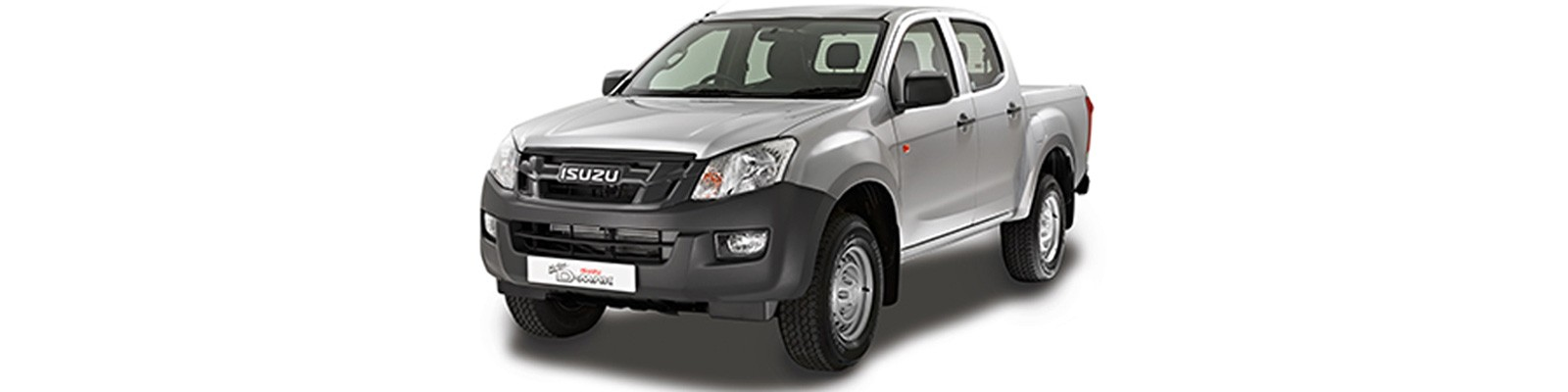 Accessories For Isuzu D-Max Double Cab 2012 On