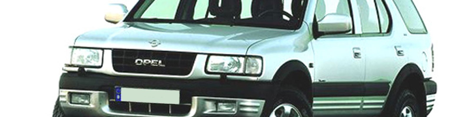 Accessories For Vauxhall Frontera Sport 1990 To 1996