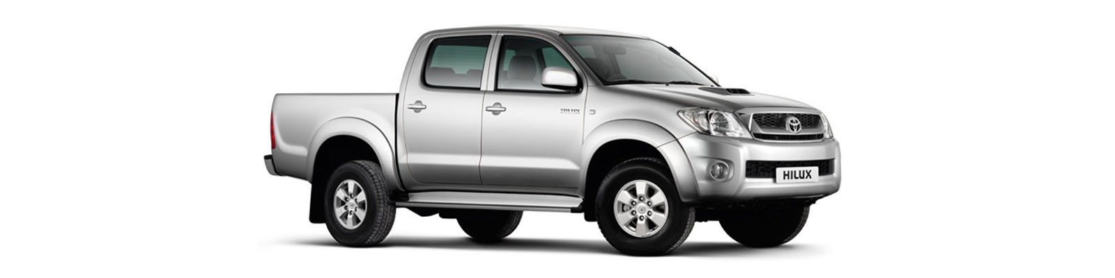 Accessories For Toyota Hilux Vigo Mk6 Double Cab 2009 To 2012