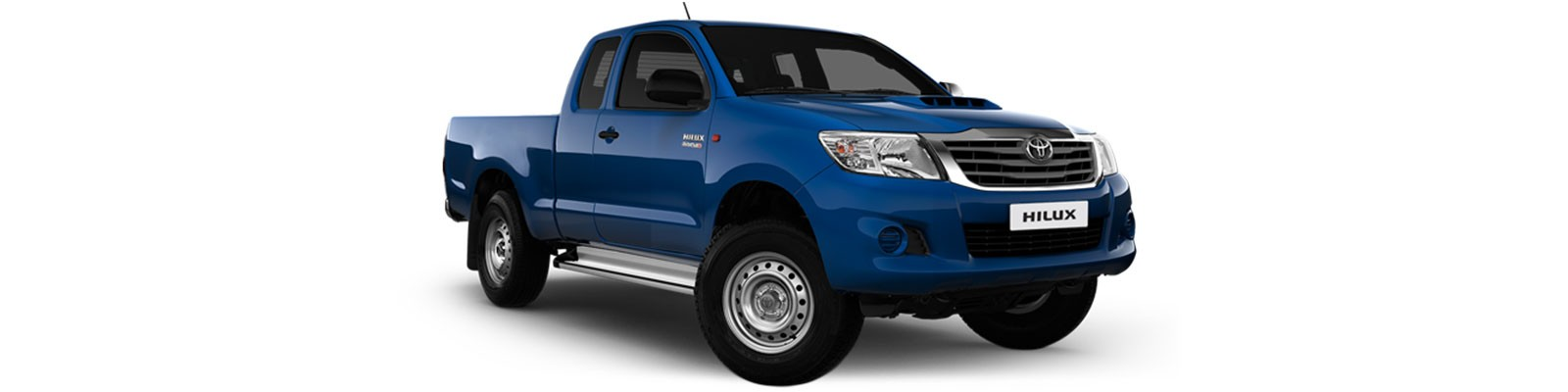 Accessories For Toyota Hilux Vigo Mk6 Extra Cab 2009 To 2012