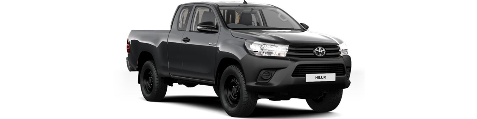 Accessories For Toyota Hilux Extra Cab 2016 Onwards