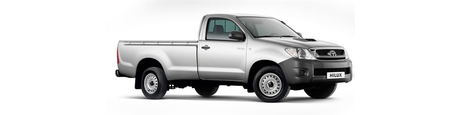 Accessories For Toyota Hilux Mk6 Single Cab 2009 To 2012