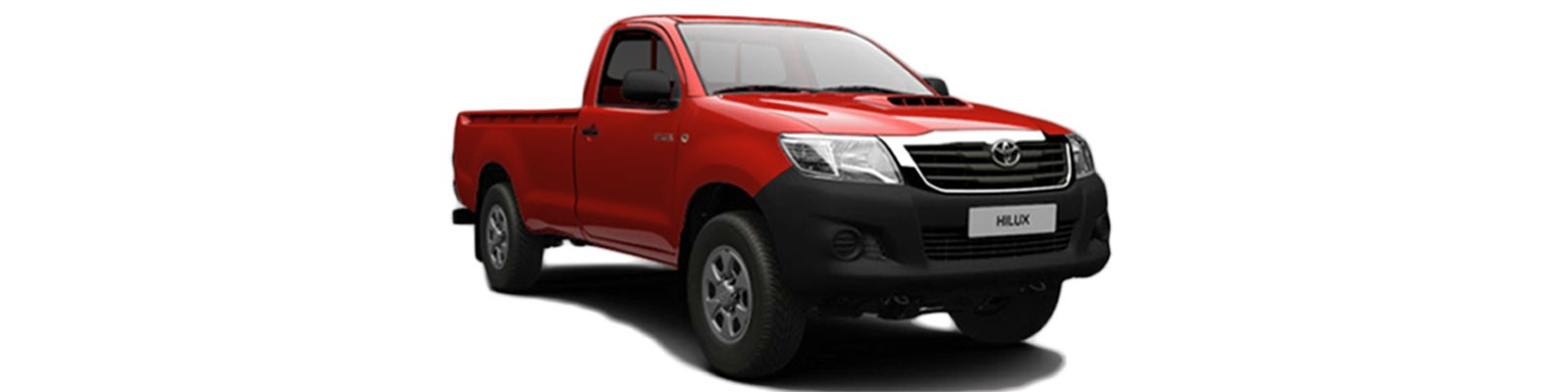 Accessories For Toyota Hilux Mk7 Single Cab 2012 To 2015