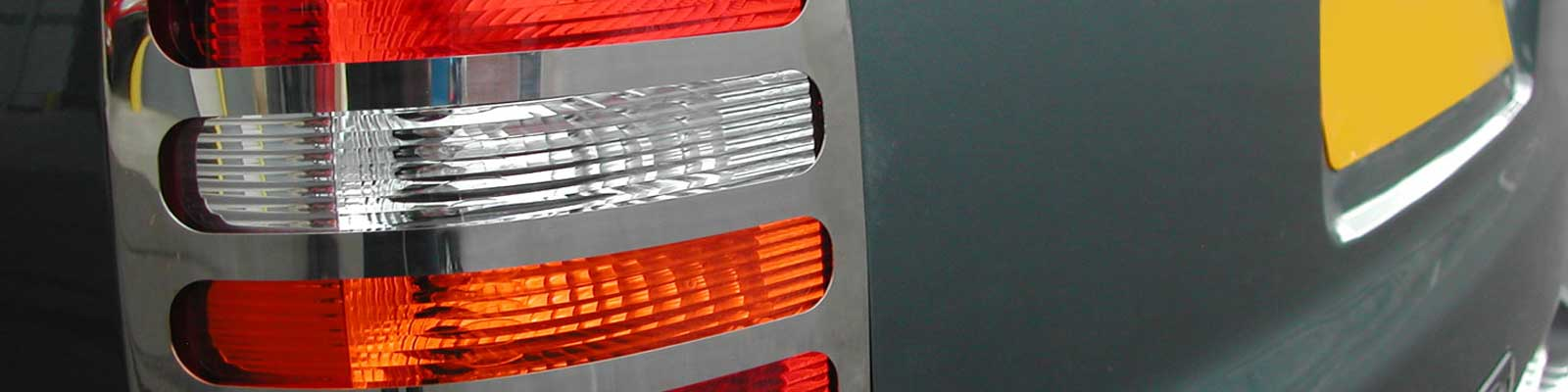 Ford Ranger Rear Light Guards | ALL 4x4 Makes