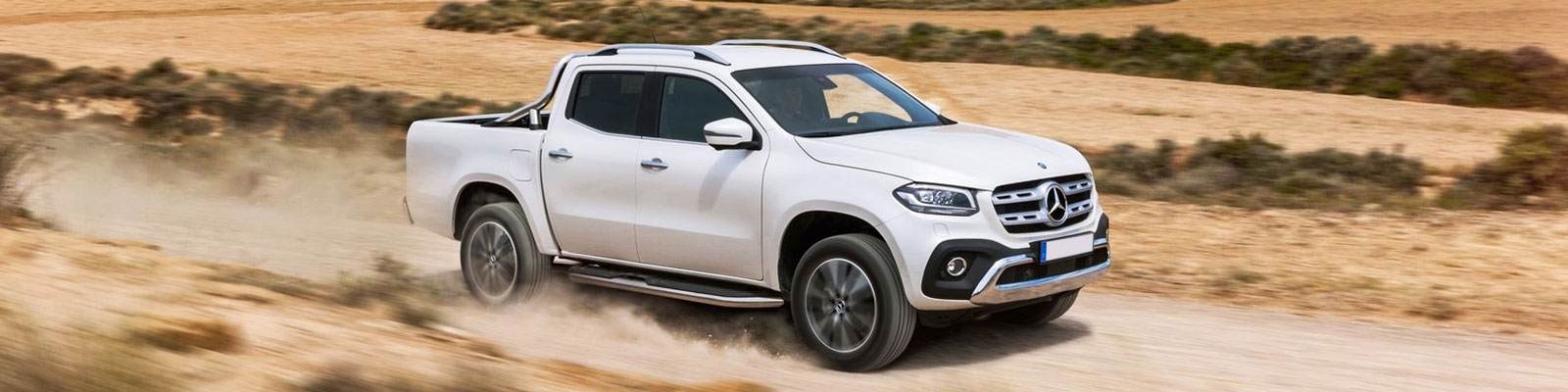Mercedes Benz X Class 2017 On Accessories 4x4at