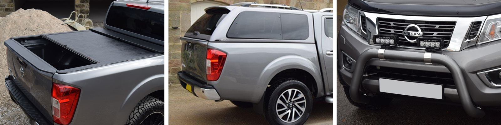Accessories For 2015 Nissan Navara NP300 Double Cab