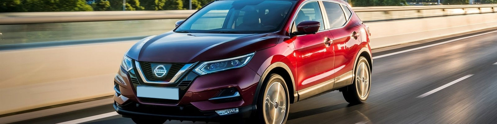 Accessories for Nissan Qashqai