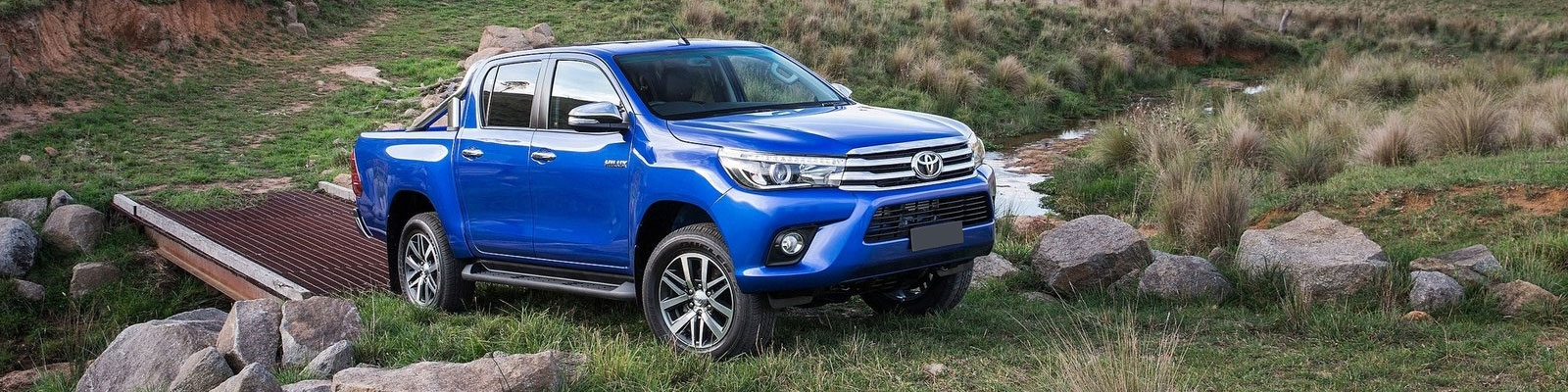 Accessories For Toyota Hilux Revo Double Cab 2016 onwards