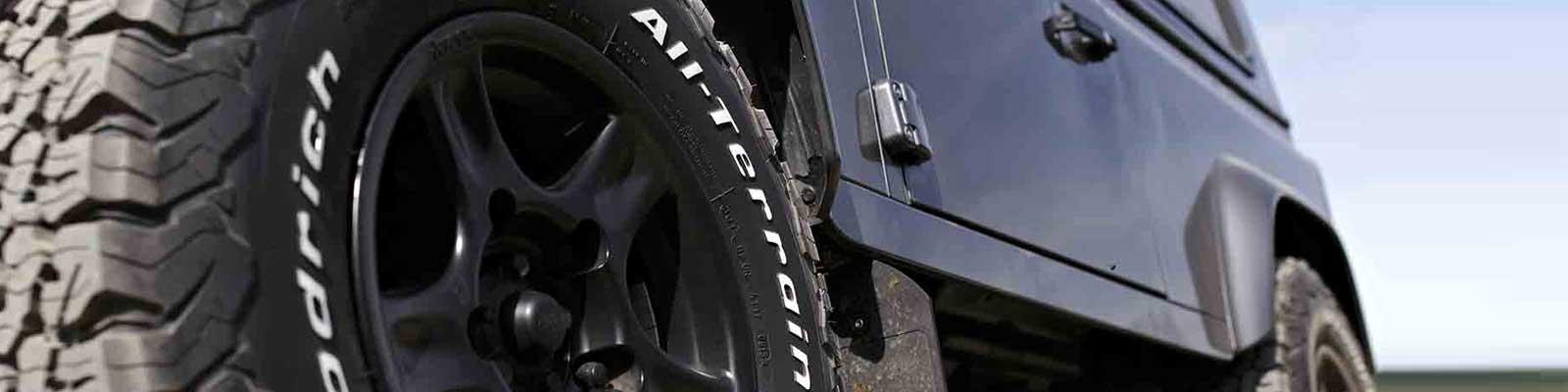 4x4 Tyre Specialist
