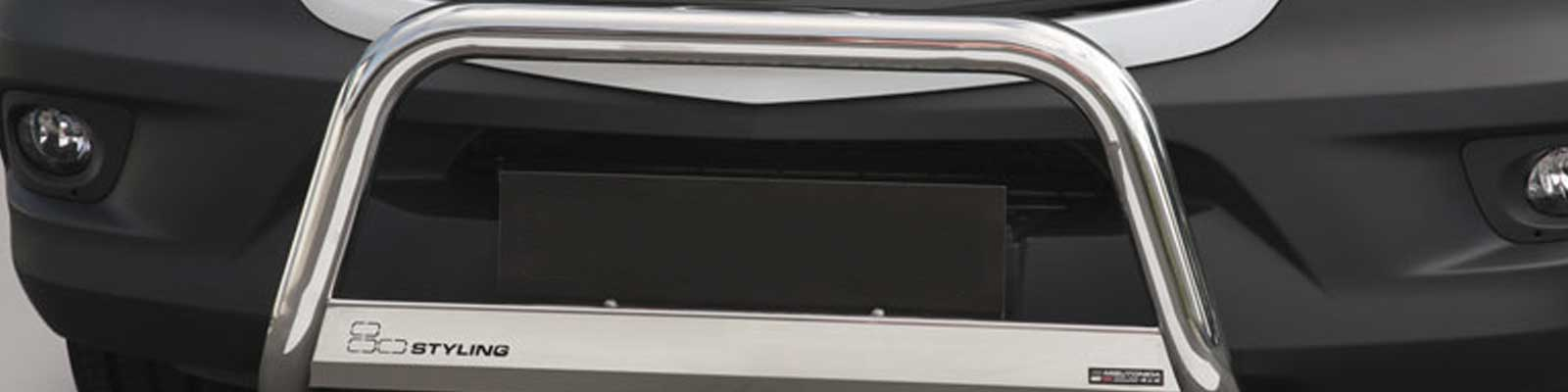 Front Bars & Front Protection For Vans