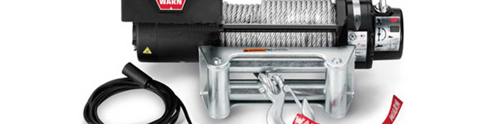 4x4 Winch & Winching Accessories