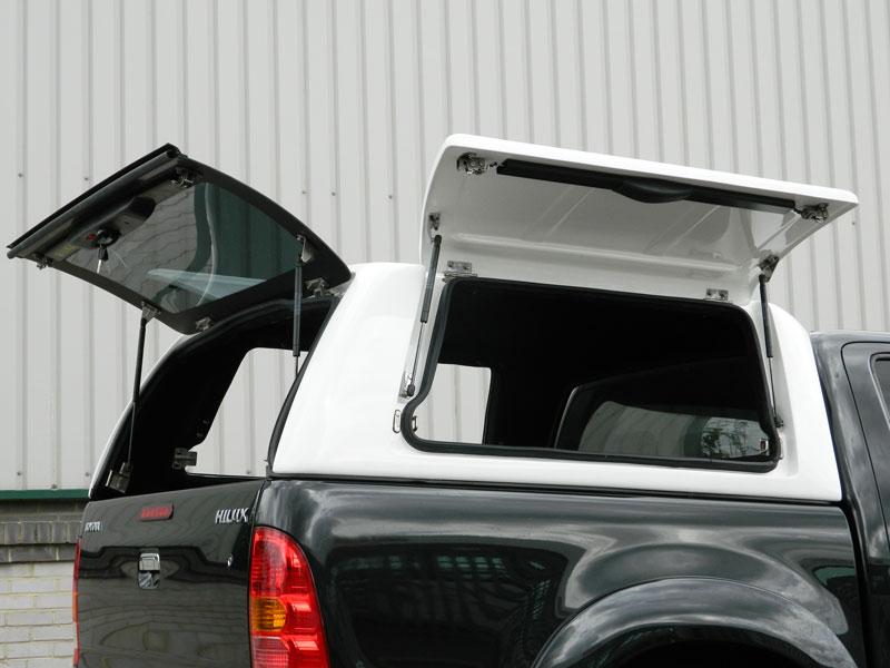 Isuzu Rodeo D-Max 2003-2011 Carryboy Workman Canopy - 4x4