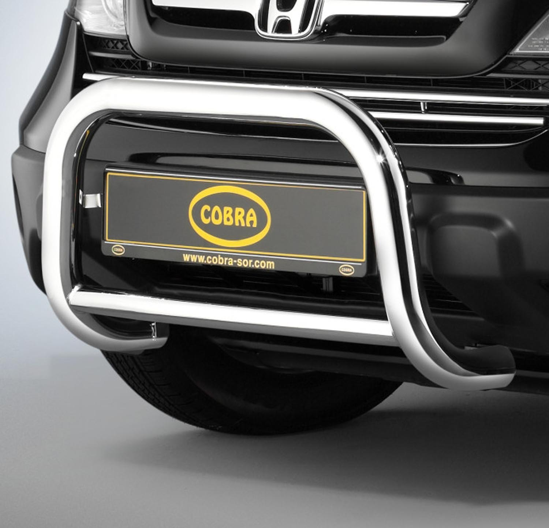 Cobra Front A-Frame Bull Bar For Honda CR-V - 4x4 Accessories & Tyres