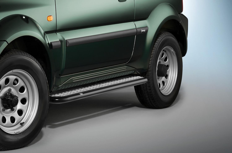 Cobra Side Step Set for Suzuki Jimny - 4x4 Accessories & Tyres