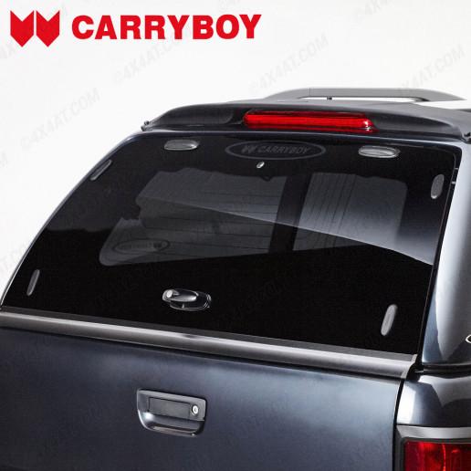 Carryboy 560 Complete Rear Glass Door for VW Amarok, Rodeo 2003-2012, Hilux 2005-2012